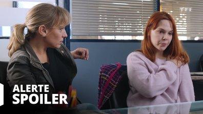 [SPOILER] - L'interrogatoire confus d'Amanda !