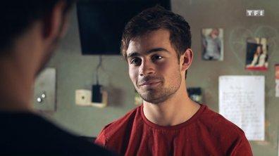 Demain nous appartient - Dans l'épisode 502 : Maxime est libéré de prison