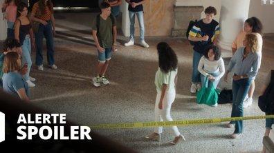 [SPOILER] - Un mort au lycée !