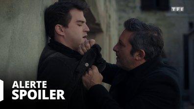 [SPOILER] - Victor agresse Rémy !