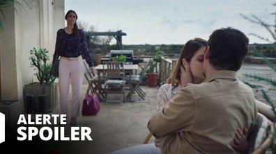 [SPOILER] - Vincent et Laetitia s'embrassent devant...