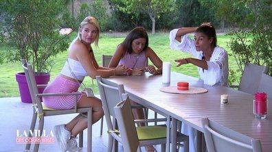 Antho vs John, Eva, Inès, Julie : la guerre est déclarée dans la villa !