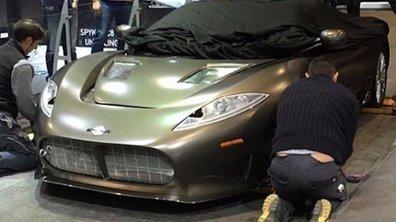 Spyker : un futur supercar V12 ?