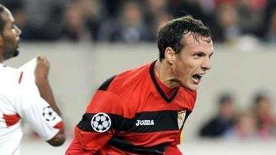 Transferts FC Séville : Squillaci rejoint Arsenal