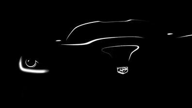 Dodge Viper 2012 : premier teaser à déceptions