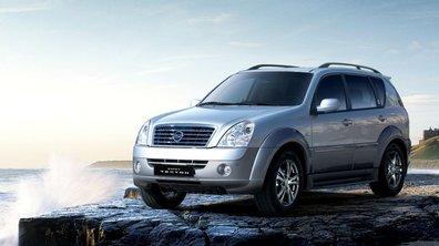 Mondial de l'Auto 2010 : Ssangyong Super Rexton ?