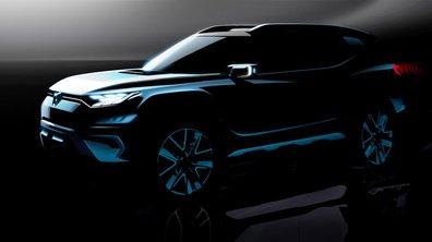 Salon de Genève 2017 : SsangYong révèlera le concept XAVL, un SUV 7 places