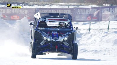 Le SSV Ice Tour, des courses sur glace déjantées