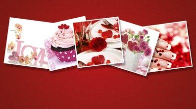 Soyez créatifs pour la Saint-Valentin !