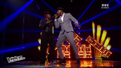 Stacey King & Wesley - Locked Out of Heaven (Bruno Mars) (saison 03)