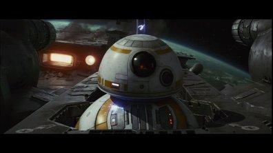 Les personnages de Star Wars débarquent sur le plateau