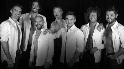 Stars à nu - 7 nouvelles personnalités masculines à nu pour la bonne cause !