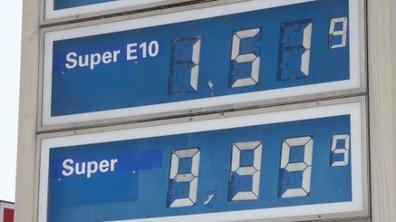 Insolite : 9,99 euros le litre d'essence dans une station-service !