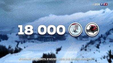 Stations de ski : la perspective d'une saison blanche se précise