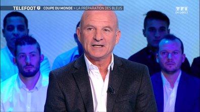 """[EXCLU Téléfoot 03/12] - Equipe de France / Stephan revient sur le tirage au sort des Bleus : """"Aucun autre groupe n'a autant d'équipes bien classées"""""""