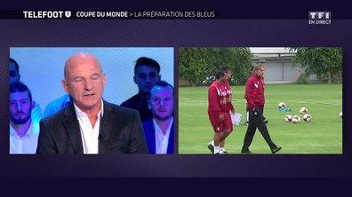 """[EXCLU Téléfoot 03/12] - Equipe de France / Stephan : """"Il y aura trois matches amicaux avant la Coupe du monde"""""""
