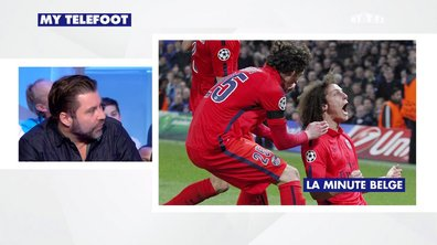MyTELEFOOT - L'histoire Belge : David Luiz contre Diego Costa