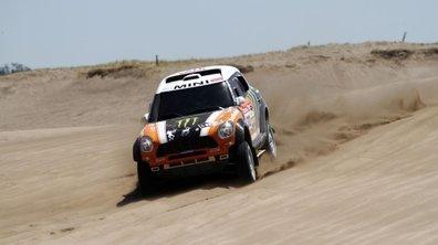 Dakar 2012 - 4ème étape : Peterhansel devant, Coma revient