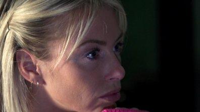 Stéphanie confie son désarroi au père de son fils…