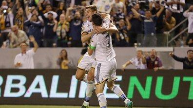 VIDEO - MLS: Steven Gerrard réussit ses débuts avec le LA Galaxy