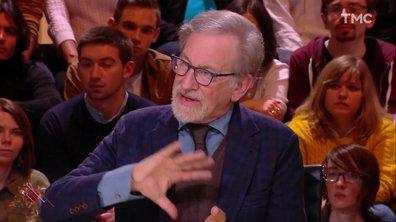"""Pour Steven Spielberg, """"la liberté de la vérité est menacée"""" par l'administration Trump"""