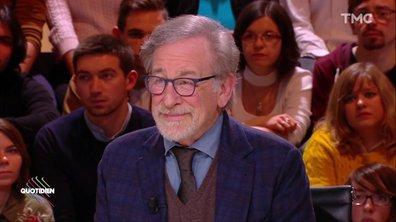 Affaire Weinstein : Steven Spielberg explique pourquoi il ne fera jamais de film sur ce scandale