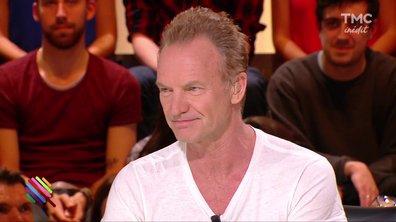 """Sting de retour - """"Il fallait que je rende au monde ce qu'il m'a donné"""""""