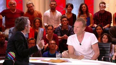 Sting - 40 ans d'amour avec la France