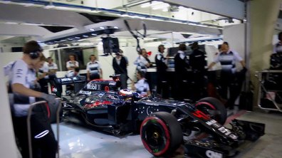 F1 - GP Bahreïn 2016 : en battant Button en Q2, Vandoorne a déjà tout gagné