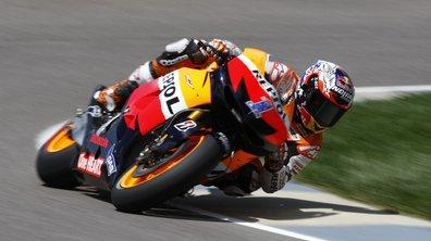 MotoGP : Stoner absent à Brno, bientôt opéré