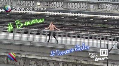 La story d'Eric et Quentin : Quentin y danse...