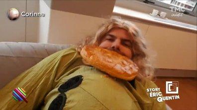 La story d'Eric et Quentin : Ma Corinne aime la galette