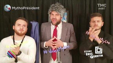 La story d'Eric et Quentin : Votez Mytho
