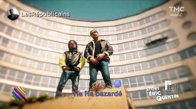 """La Story d'Eric et Quentin : """"La droite est ba, bazardée"""""""