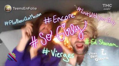 la story d'Eric et Quentin : Tous fans d'Ed Sheeran