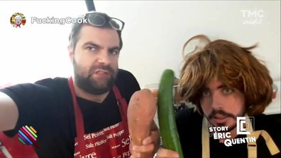 La Story d'Eric et Quentin : l'orgasme culinaire