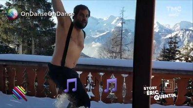 La Story d'Eric et Quentin - On danse même en montagne
