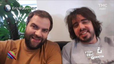 """La Story d'Eric et Quentin - """"TMC est super content"""""""