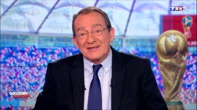 Stranger Jean-Pierre suit la Coupe du Monde