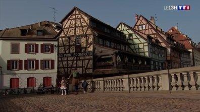 Le soleil brille à Strasbourg