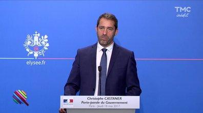 Premier conseil des Ministres et stratégie de comm' verrouillée au nouveau gouvernement