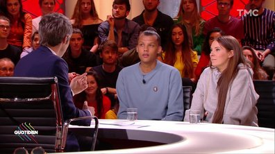 """Stromae et Coralie Barbier présentent leur marque """"Mosaert"""""""