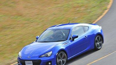Subaru BRZ : 37 exemplaires seulement pour la France !