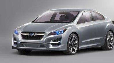 Subaru Impreza Concept, l'heure du renouveau