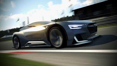 Subaru Viziv GT Concept : présentation officielle en vidéo