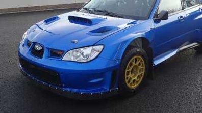 Occasion du Jour : une Subaru Impreza de rallye ex-Solberg et McRae