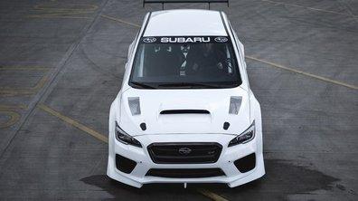 La nouvelle Subaru WRX STI va-t-elle battre le record de l'Ile de Man ?