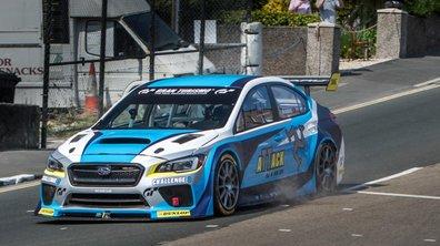 Tourist Trophy 2016 : Mark Higgins bat son record en Subaru WRX STI à l'île de Man