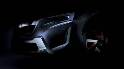 Salon de Genève 2016 : Subaru dévoilera le XV Concept
