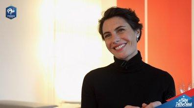 A la rencontre de la fierté bleue : Alessandra Sublet